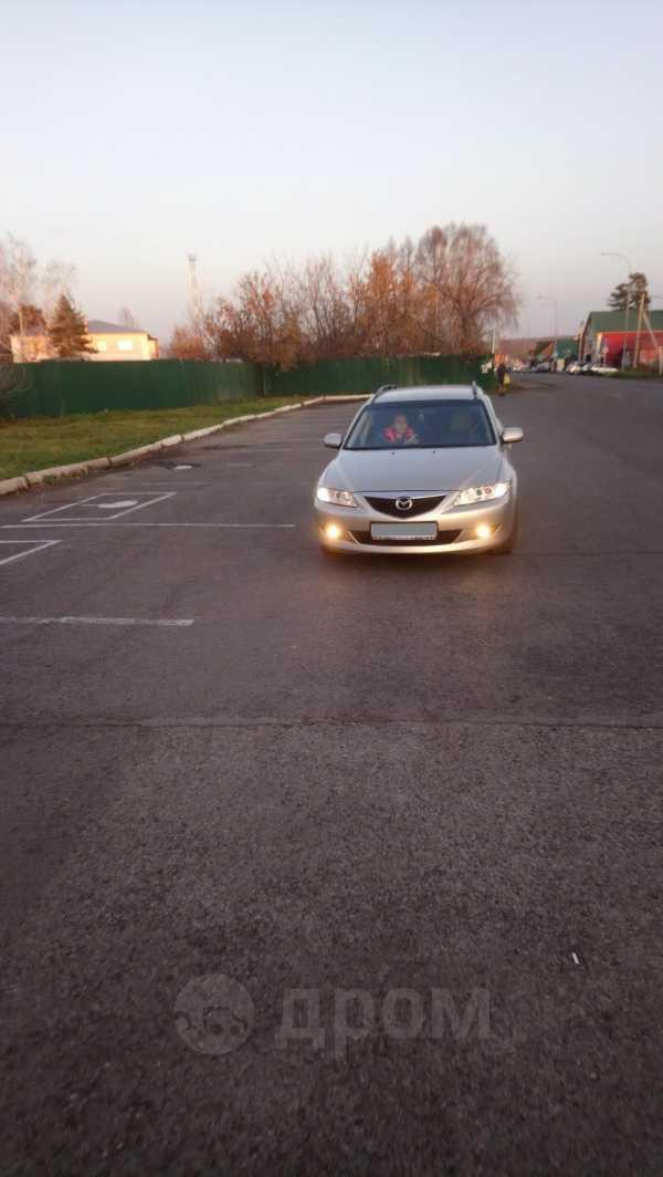 Mazda Mazda6, 2003 год, 420 000 руб.
