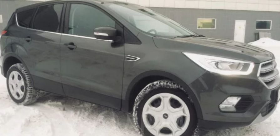 Ford Kuga, 2017 год, 1 227 000 руб.
