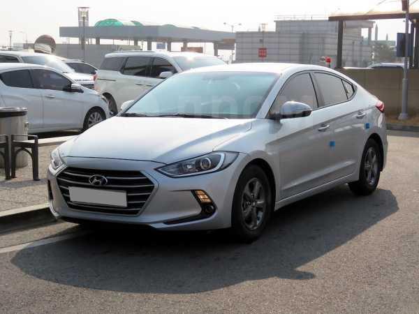 Hyundai Avante, 2015 год, 930 000 руб.