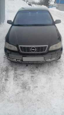 Opel Omega, 2001 г., Новосибирск