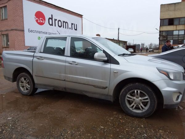SsangYong Actyon Sports, 2012 год, 545 000 руб.