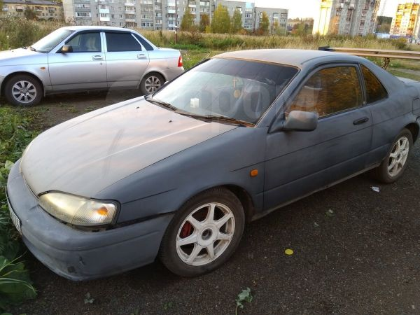 Toyota Cynos, 1991 год, 75 000 руб.