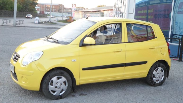 Kia Picanto, 2009 год, 310 000 руб.