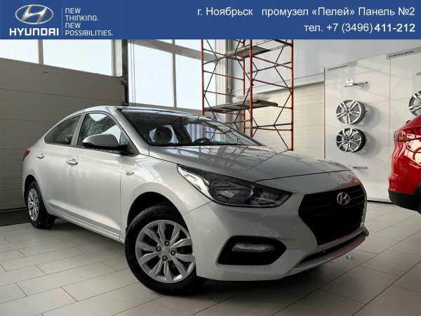 Hyundai Solaris, 2018 год, 888 000 руб.