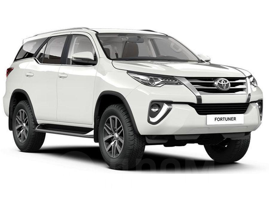 744700a1f790d Купить Тойота Фортунер 2019 в Москве, новый автомобиль от ...