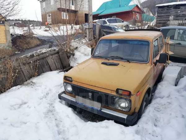 Лада 4x4 2121 Нива, 1983 год, 65 000 руб.