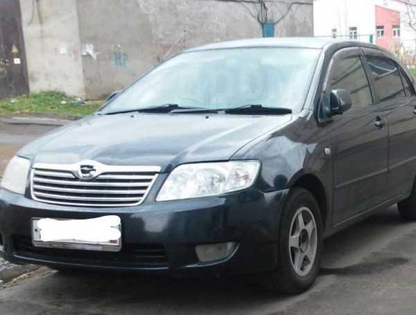 Toyota Corolla, 2004 год, 250 000 руб.