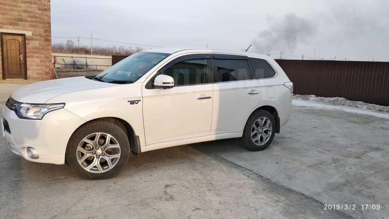 Mitsubishi Outlander, 2013 год, 1 370 000 руб.
