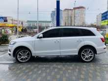 Новороссийск Audi Q7 2014