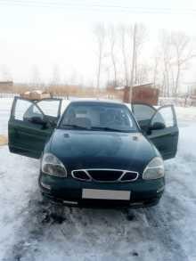 Алтайское Nubira 2000