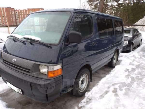 Toyota Hiace, 1998 год, 275 000 руб.
