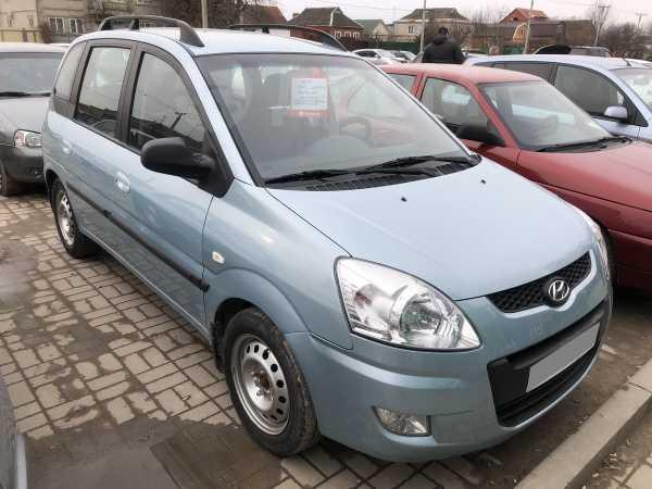 Hyundai Matrix, 2008 год, 339 900 руб.
