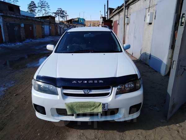 Nissan Avenir, 2002 год, 255 000 руб.