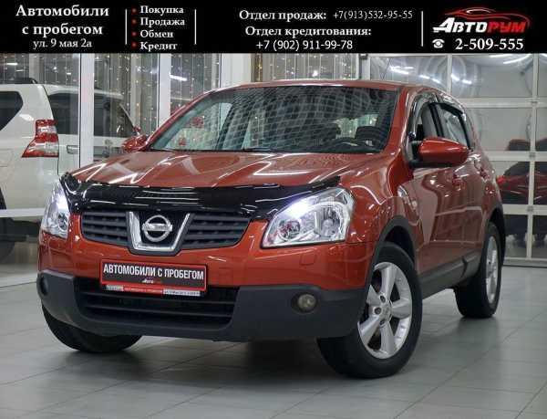 Nissan Qashqai, 2007 год, 617 000 руб.