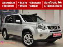 Красноярск X-Trail 2011
