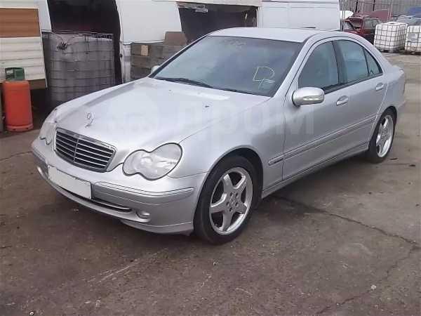 Mercedes-Benz C-Class, 2001 год, 600 000 руб.