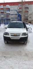 Chevrolet Niva, 2017 год, 580 000 руб.