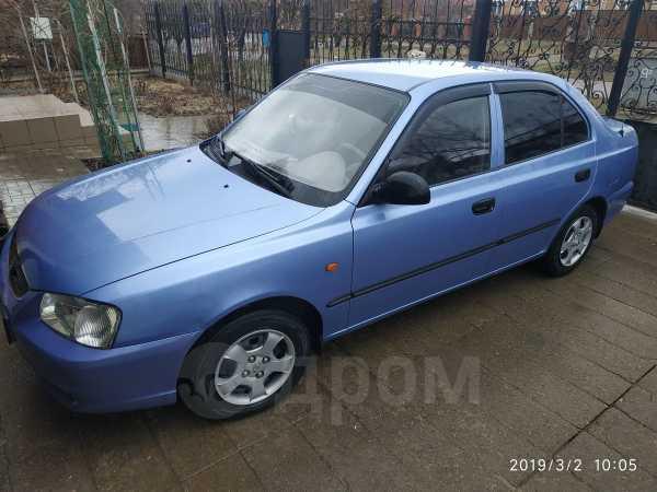 Hyundai Accent, 2007 год, 227 000 руб.