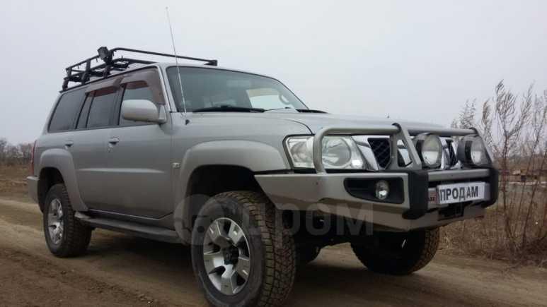 Nissan Patrol, 2007 год, 1 250 000 руб.