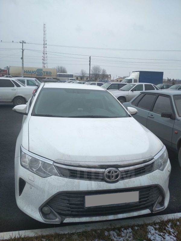 Toyota Camry, 2015 год, 1 000 000 руб.