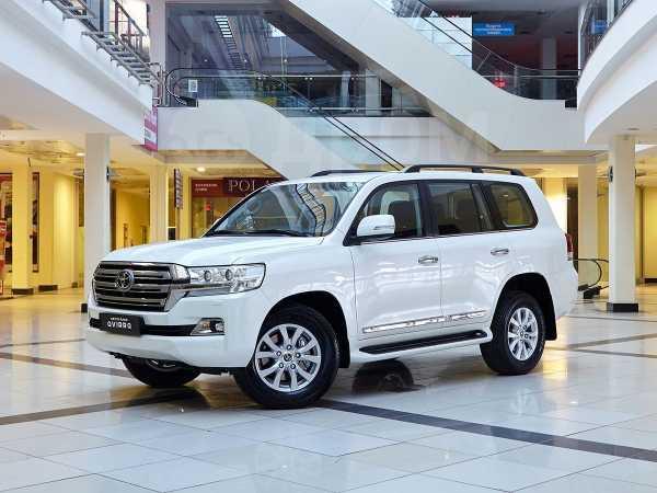 Toyota Land Cruiser, 2019 год, 5 210 000 руб.