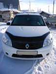 Renault Sandero, 2013 год, 390 000 руб.