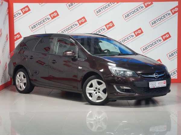 Opel Astra, 2013 год, 555 500 руб.