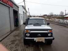 Краснодар 4x4 2131 Нива 2009