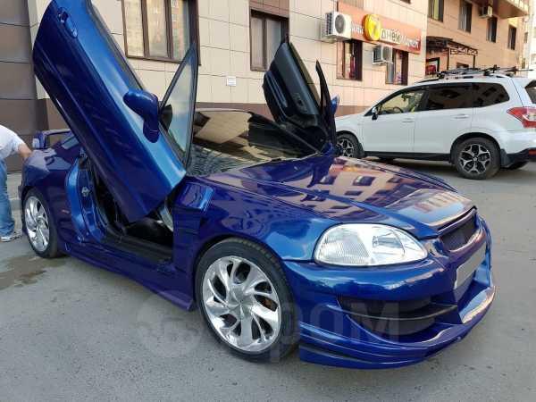 Honda CR-X del Sol, 1996 год, 550 000 руб.