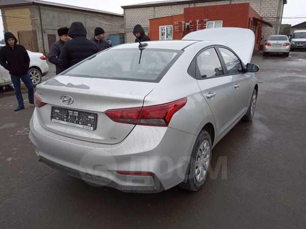 Hyundai Solaris, 2018 год, 835 000 руб.