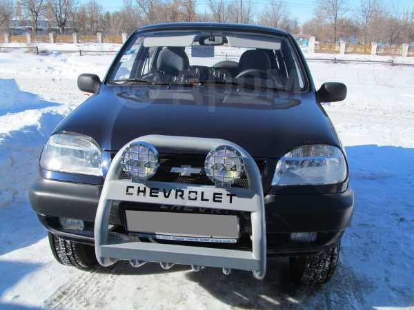 Chevrolet Niva, 2005 год, 390 000 руб.