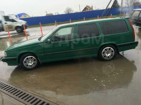 Volvo 850, 1993 год, 140 000 руб.