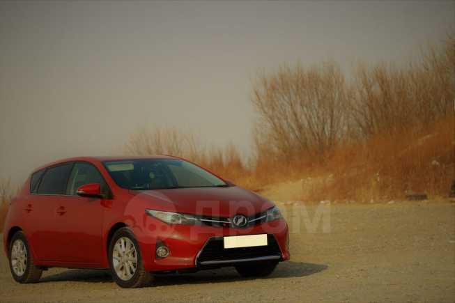 Toyota Auris, 2013 год, 790 000 руб.