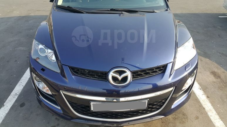 Mazda CX-7, 2012 год, 820 000 руб.