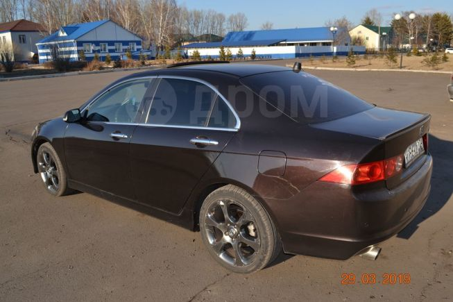 Honda Accord, 2006 год, 575 000 руб.