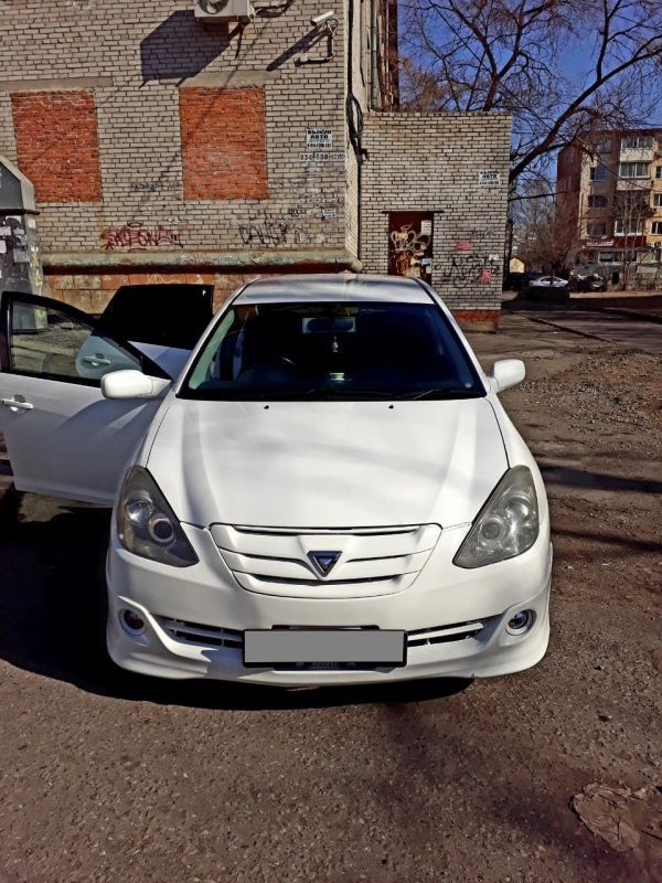 Toyota Caldina, 2005 год, 390 000 руб.