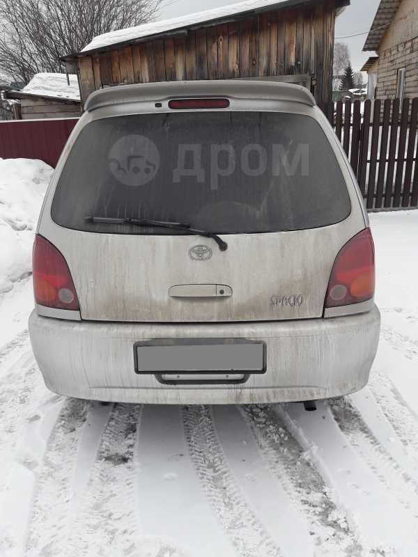 Toyota Corolla Spacio, 1999 год, 195 000 руб.