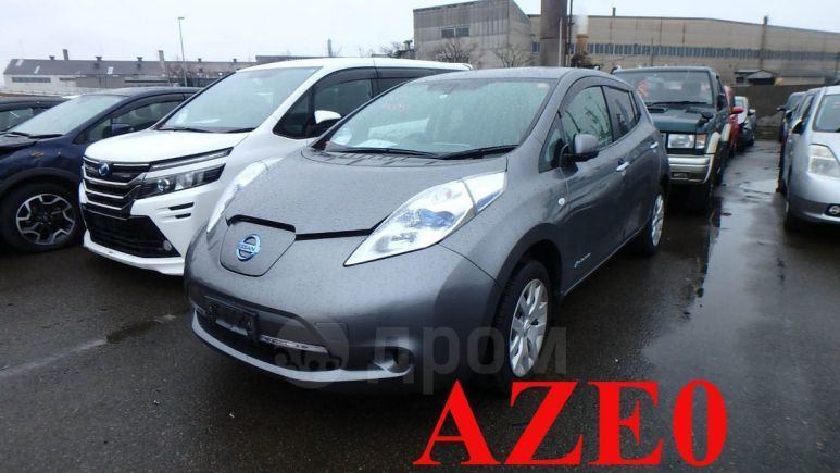 Nissan Leaf, 2012 год, 607 000 руб.