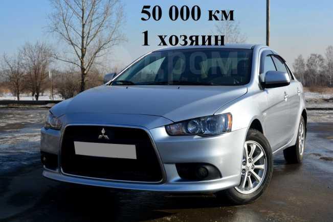 Mitsubishi Lancer, 2011 год, 515 000 руб.