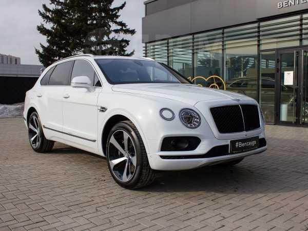 Bentley Bentayga, 2019 год, 15 450 000 руб.