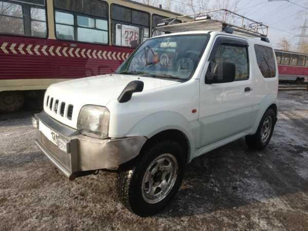 Suzuki Jimny Wide, 2001 год, 325 000 руб.
