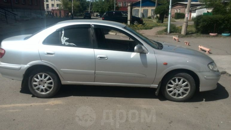 Nissan Sylphy, 2000 год, 200 000 руб.