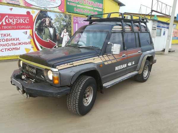 Nissan Safari, 1993 год, 650 000 руб.