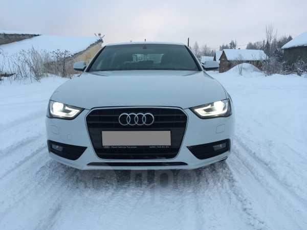 Audi A4, 2014 год, 920 000 руб.