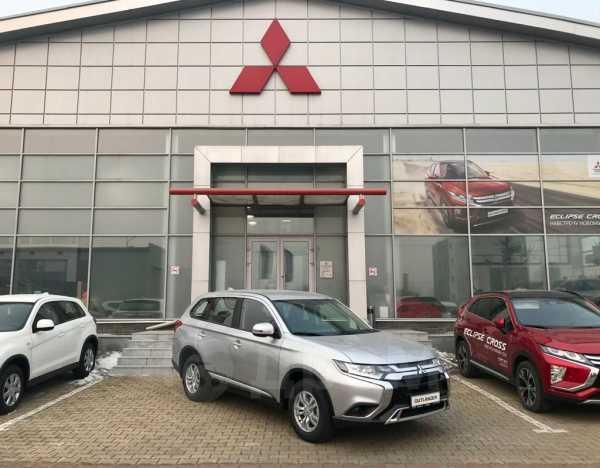 Mitsubishi Outlander, 2018 год, 1 563 000 руб.