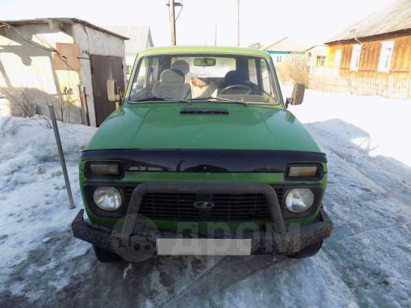 Лада 4x4 2121 Нива, 1980 год, 80 000 руб.