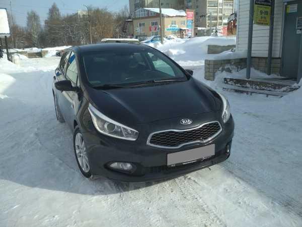 Kia Ceed, 2013 год, 650 000 руб.