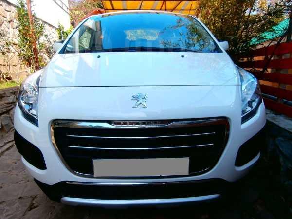 Peugeot 3008, 2014 год, 639 000 руб.