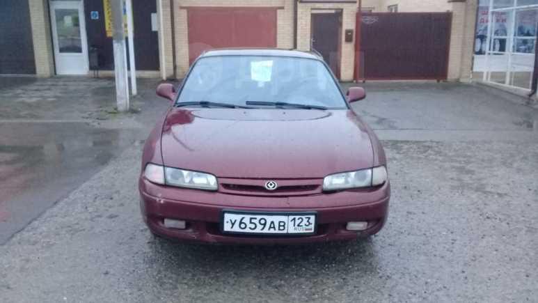 Mazda 626, 1992 год, 105 000 руб.
