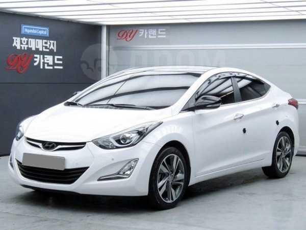 Hyundai Avante, 2015 год, 850 000 руб.
